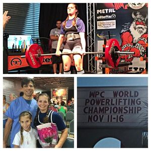 Kayla,Dr. Tom Rofrano,Adriana,world champion,11-14