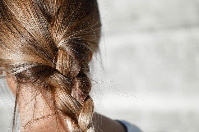 natural hair loss